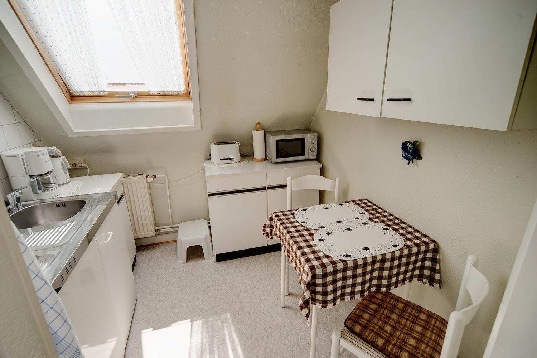 Ferienwohnung Göttingen - Die Küche