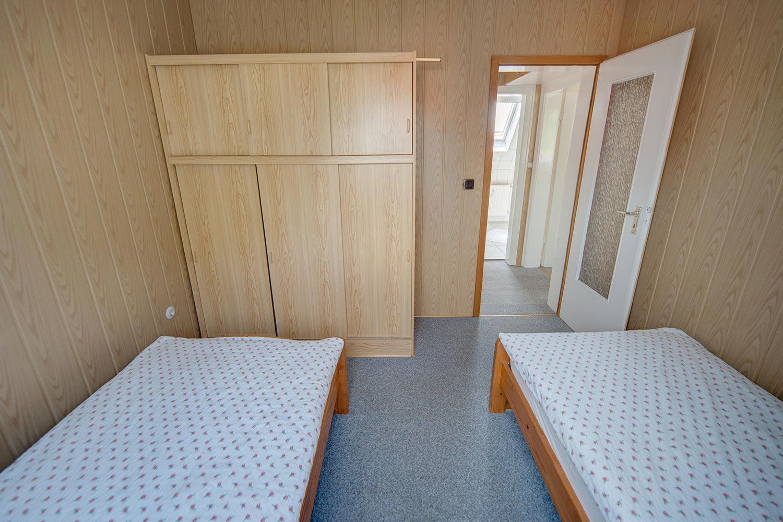 Ferienwohnung Göttingen - Das Schlafzimmer