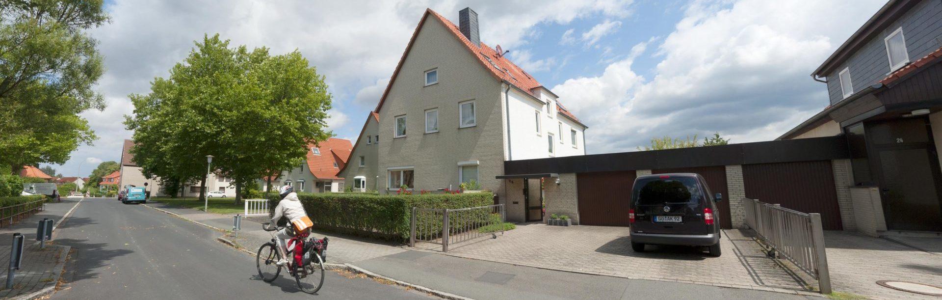 Ferienwohnung Göttingen Aussenansicht
